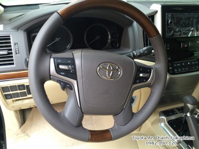 Mua xe Land Cuiser trả góp mỗi tháng cùng Đại lý Toyota 100% vốn Nhật - Toyota An Thành Fukushima - chúng tôi nhận tư vấn mua xe Toyota Land Cuiser qua hotline 0982 100 120