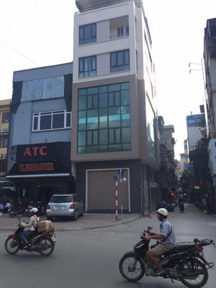 Cho thuê nhà MP Nguyễn Ngọc Vũ giá 70t/tháng
