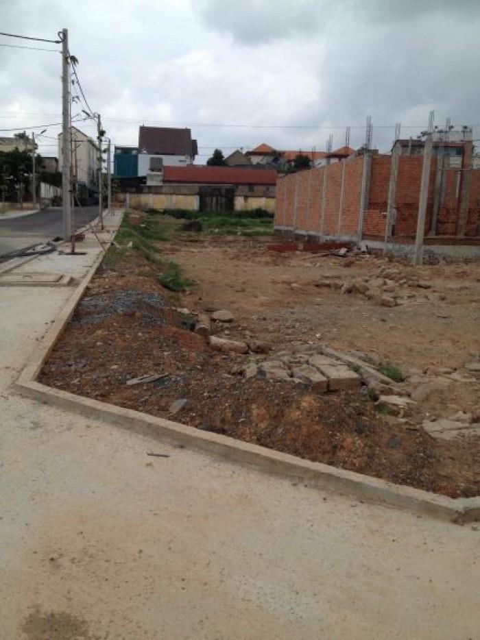 Gia đình cần bán lô đất gần ngã tư chợ Tân Mai 2 tp.Biên Hòa.diên tích 5x20m.