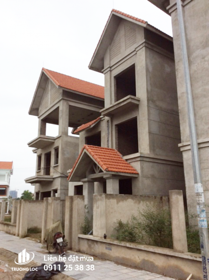 Công ty BĐS Trường Lộc giới thiệu các sp Biệt thự - Liền kề dự án thành Phố Giao Lưu, 232 Phạm Văn Đồng, Hà Nội.