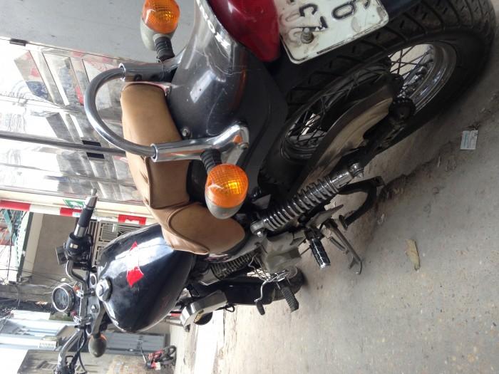 Moto Honda Sun 2