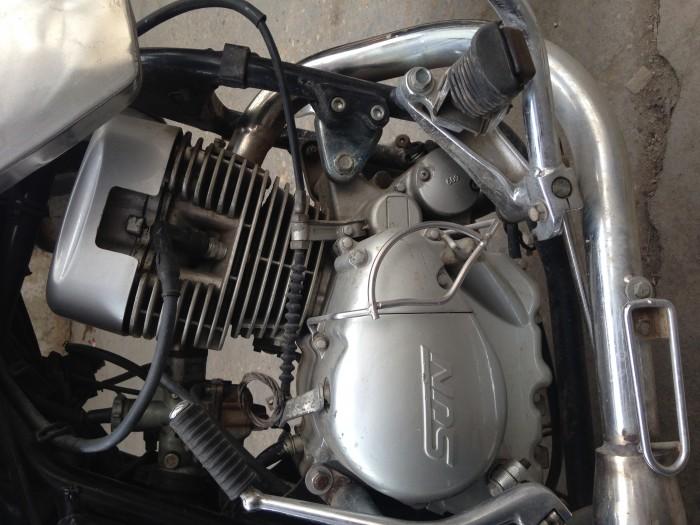 Moto Honda Sun 4