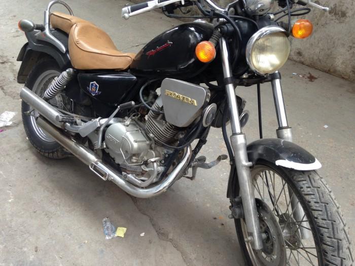 Moto Honda Sun 0