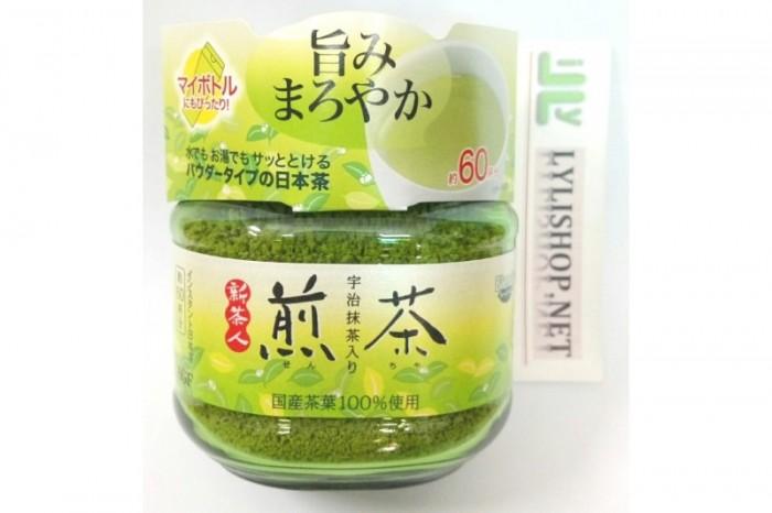Bột trà xanh Matcha AGF hủ 48g pha được 60 ly từ Nhật Bản0