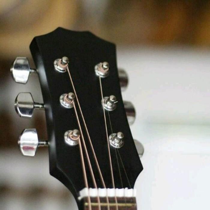 ĐÀN Ghita Acoustic VE70 GIÁ CHỈ 700k . 700K . 700K -Âm thanh, vang, thích hợp cho các bạn tập chơi đệm hát - Màu Đen Bóng và Đen Mờ Tặng kèm bao YAMAHA Dòng gỗ ép cao cấp.Mặt gỗ thông TOP Phụ kiện nhập ngoại  Sản phẩm đa dạng  Tặng kèm bao YAMAHA + PICK BẢO HÀNH 1 NĂM NHẬN GIAO HÀNG TẬN NHÀ LH . 0986 004 898 Khánh (zalo,fakebook) Video Test : https://www.youtube.com/watch?v=Fq-APocEkuM -BẠN ĐANG CẦN MUA ĐÀN GUITAR,SÁO TRÚC HÃY GHÉ CỬA HÀNG CHÚNG TÔI NHẠC CỤ TRƯỜNG SA BIÊN HÒA BÁN HÀNG ĐÚNG CHẤT LƯỢNG ĐỊA CHỈ TIN CẬY CHO NIỀM ĐAM MÊ CỦA BẠN  -CỬA HÀNG Chúng tôi xác định kinh doanh lâu dài, không bao giờ chặt chém khách hàng nên đưa ra chính sách SIÊU ƯU ĐÃI đãi sẽ XOÁ BỎ mọi nỗi lo mua hàng của bạn: - 7 ngày miễn phí đổi trả - Hoàn tiền ngay 100% (với bất kể mọi lý do miễn sao sản phẩm không bị trầy xước) -1 đổi 1 trong 1 tháng nếu có lỗi do nhà sản xuất. - Bảo hành 1 năm - Giao hàng nhanh tại nhà trên Toàn quốc -Chỉ thanh toán sau khi nhận được hàng - Tất cả chính sách trên đều được bảo hành bằng Phiếu và ghi rõ đầy đủ nội dung được bảo hành nên các bạn yên tâm nhé!  -Cam kết:  Không nâng giá lên xong giảm, bạn nào phát hiện không đúng Cửa Hàng xin tặng luôn nhé !!!  - Gọi ngay:0937.004.898 để được hỗ trợ miễn phí hoặc đến ngay các Show room của Cửa hàng để xem và mua hàng trực Tiếp Các Địa Dưới Đây  -Shop Nhạc Cụ Trường Sa BIÊN HÒA:Chuyên Guitar-sáo trúc-cajon..  http://guitarbienhoagiare.com/ hotline: 0986.004.898 (Zalo)Mr.khánh  Địa chỉ mua hàng: 246 Hoàng Bá Bích-Biên Hòa-Đồng nai (Vòng Xoay Công Viên Tam Hiệp)  297 QL 1A,Bình Chiểu,Thủ Đức, Tp HCM (ngay cầu Sóng Thần)  102 Nguyễn Văn Nghi, P5,Gò Vấp, Tp HCM(ngay chợ Gò Vấp)  139 Kênh tân hóa-Hòa Thạnh-Tân Phú-Tp Hcm(ngay Đầm sen)  512 Đường 30/4,Ninh Kiều, Cần Thơ(Ngay Đài TH Cần Thơ)  246 Hoàng Bá Bích-Biên Hòa-Đồng nai (Vòng Xoay Công Viên Tam Hiệp)  NHẠC CỤ TRƯỜNG SA BIÊN HÒA BÁN HÀNG ĐÚNG CHẤT LƯỢNG ĐỊA CHỈ TIN CẬY CHO NIỀM ĐAM MÊ CỦA BẠN   CHUYÊN:  - ĐÀN Guitar - SÁO Trúc,Sáo Nứa  - TRỐNG Cajon,GÕ Bo Inox 