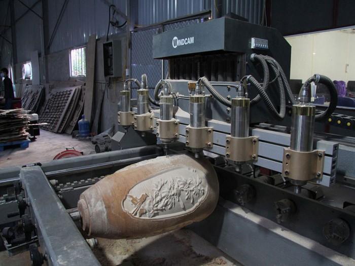 Gia công cnc giá rẻ tại Đồng Nai - Nhận gia công gỗ số lượng lớn