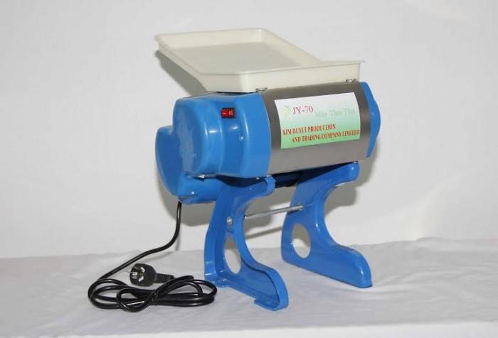 Máy thái thịt bò, thịt lợn giá rẻ tại Siêu thị máy 24 H0
