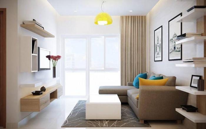 Căn hộ pearl plaza cho thuê nội thất sang trọng – 1300 usd – 102m2 – 2 phòng ngủ