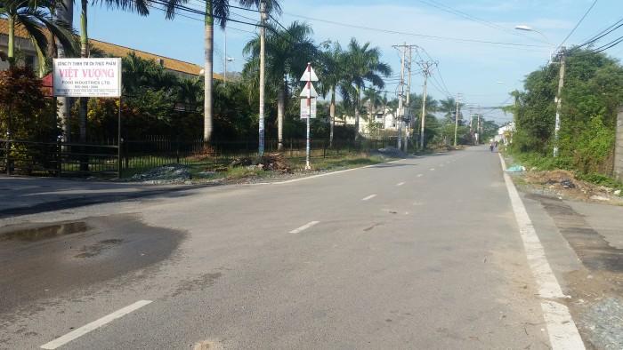 Đất TC Nguyễn Văn Bứa - HM 5x18m, SHR, giá: 850tr, xây tự do, có GPXD