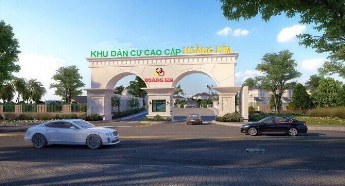 Mở bán khu dân cư cao cấp Hoàng Kim