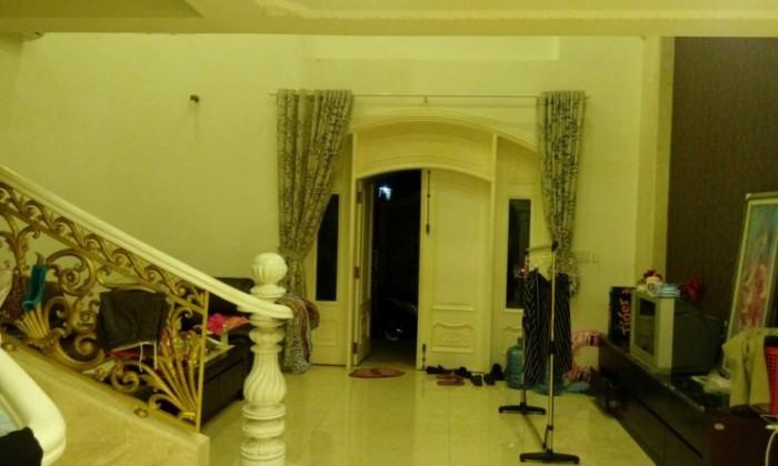 Bán nhà mặt tiền đường Trung tâm Phú Nhuận, Hầm, Lửng,3 LẦU. DT 5x20. GIÁ 15.2 TỶ