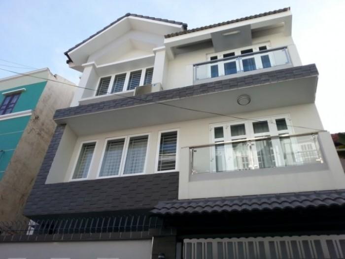 Bán nhà mặt tiền Nguyễn Trọng Tuyển gần Nguyễn Văn Trỗi. DT: 8 x 27m, 2 lầu. Giá: 25 tỷ
