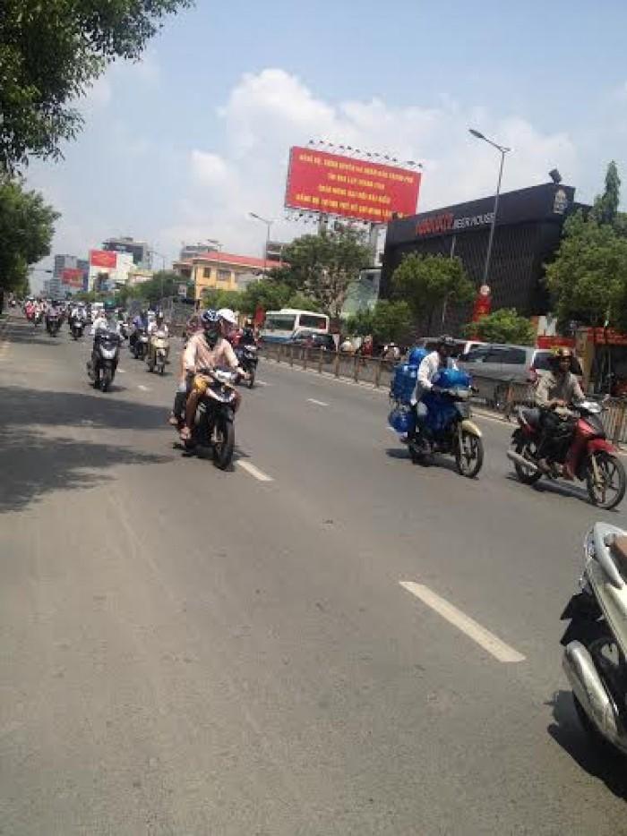 Bán nhà hẻm xe hơi 8m đường Lê Văn Sỹ, 9x20, giá 15 tỷ