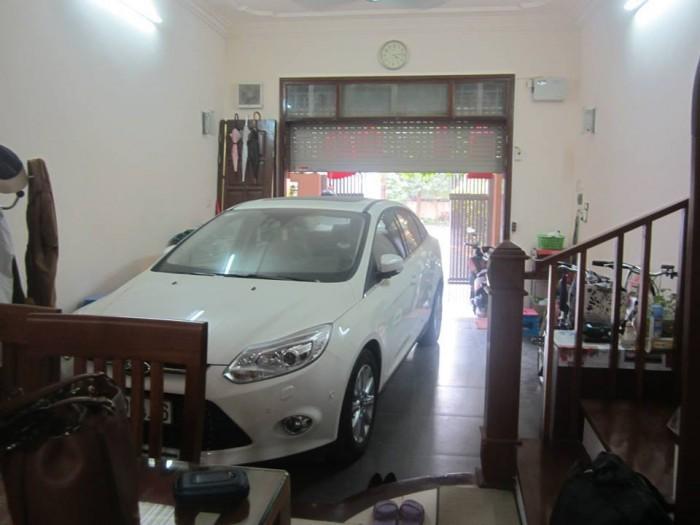 Bán nhà 54m phân lô Hoàng Văn Thái 5tầng, MT 5m, ngõ ôtô nhà đẹp ở luôn 7.8tỷ