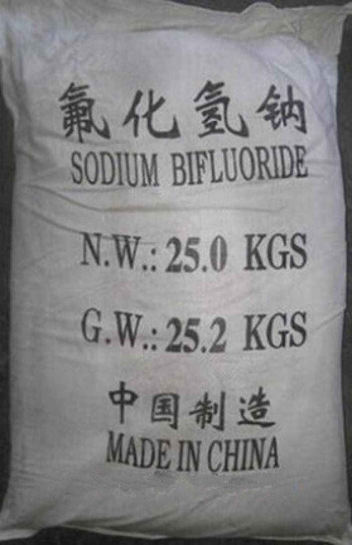 Giá bán của SODIUM BIFLUORIDE, Natri Bifluoride, Sodium Acid Fluoride mới