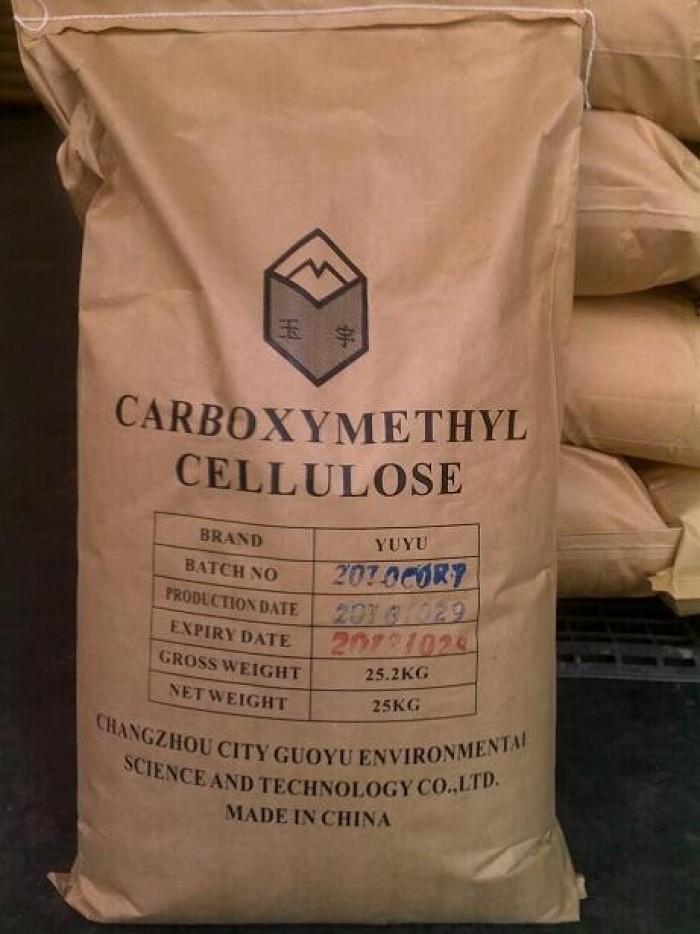 Giá bán: SODIUM CARBOXYMETHYLCELL, chất tạo đặc, Muối Natri mới 100%