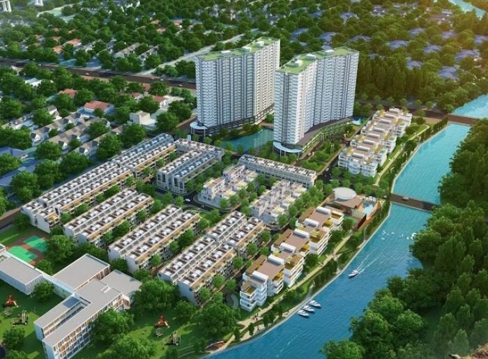 Quá hot! NOXH Jamona City - TT Quận 7, chất lượng cao cấp nhưng giá bán rẻ nhất 14,7tr/m2