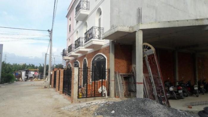 Bán đất mặt tiền Vòng xoay Phú Hữu , đường Gò Cát, 17tr/m2