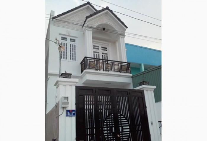 Nhà ngay ngã 5 vĩnh lộc, 4x14m, 1 lầu mới đẹp, 780tr