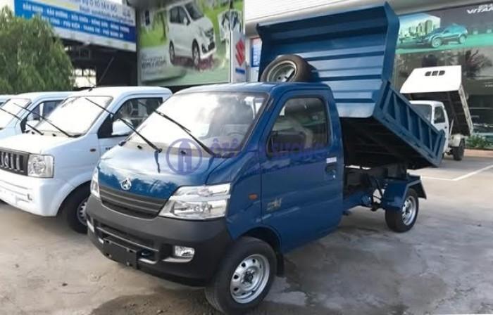 Xe Ben Veam Star 635kg có máy lạnh