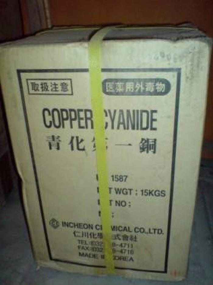 Mua và bán: COPPER CYANIDE, Copper Xynua, Đồng Xynua hàng mới về, giá rẻ