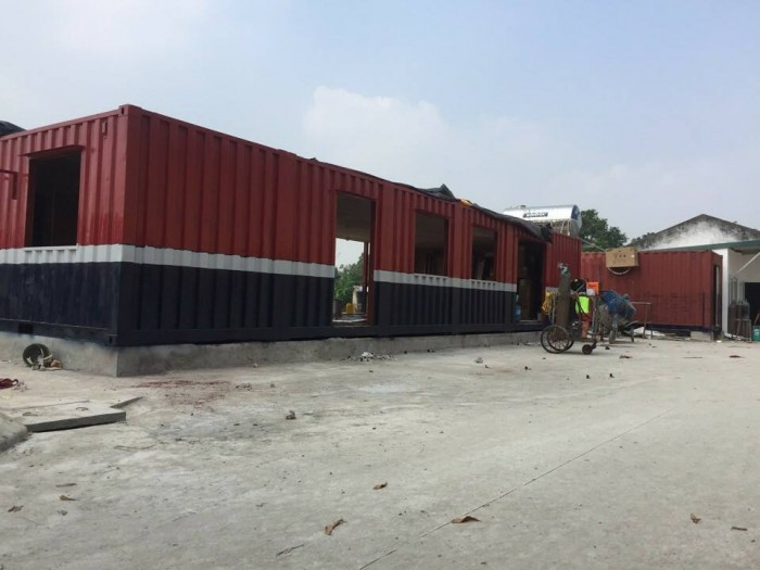 Bán và cho thuê container văn phòng các loại