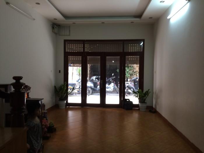 Bán nhà Trần Hưng Đạo, Hoàn Kiếm: 12 tỷ, 55m2, 5 tầng. Gara oto, kinh doanh.