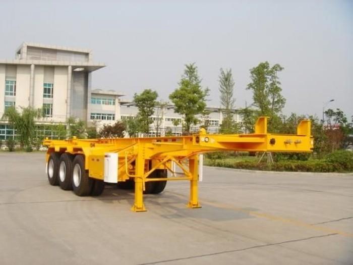 Nhà phân Phối Rơ mooc CIMC bán Mooc Cổ cò 3 trục 30,5 tấn , giao hàng trên toàn quốc
