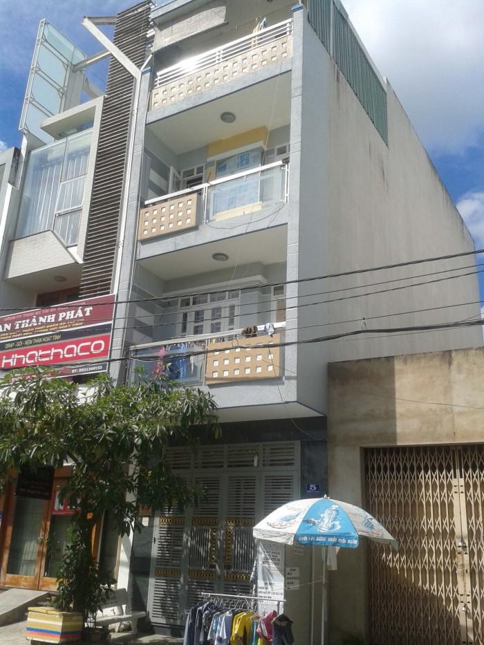 Bán nhà MT đường 57 KDC Bình Phú 2 , P.10, Q.6