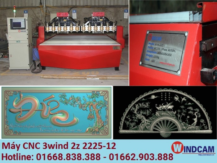 Mua bán máy đục gỗ cnc giá rẻ tại Kiên Giang