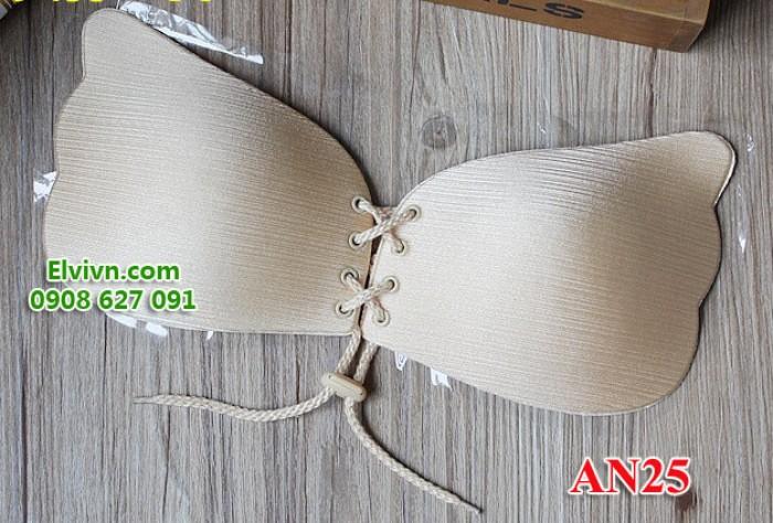 Áo ngực không dây vai, áo ngực cho đầm hở lưng4