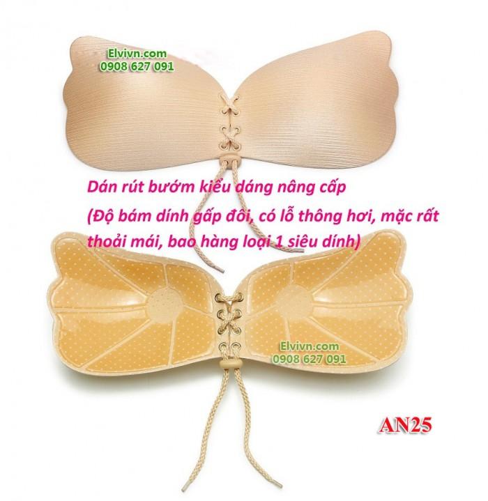 Áo ngực không dây vai, áo ngực cho đầm hở lưng9