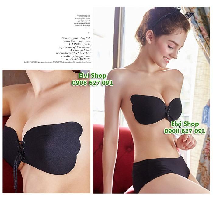 Áo ngực không dây vai, áo ngực cho đầm hở lưng11
