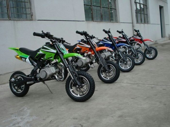Xe máy điện, xe máy khác