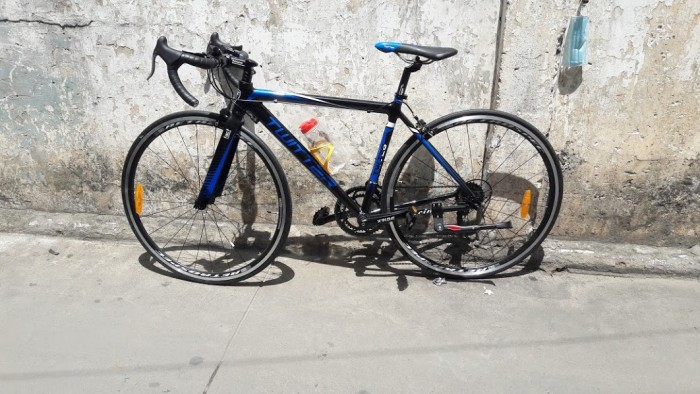 Xe đạp đua twitter