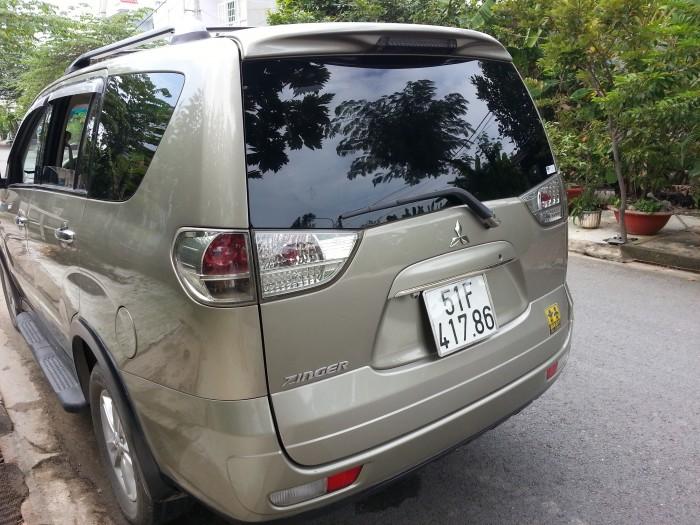 Mitsubishi Zinger sản xuất năm 2008 Số tay (số sàn) Động cơ Xăng