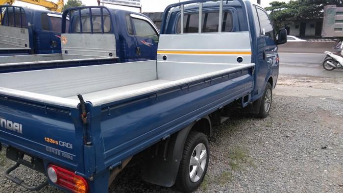Xe hyundai porter II nhập khẩu nguyên chiếc thùng lửng