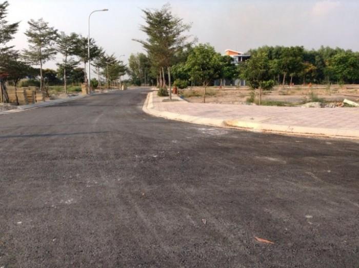 Đất thổ cư Bình Chánh giá rẻ - ngay khu công nghiệp Vĩnh Lộc 2 - chỉ 400tr/144m2