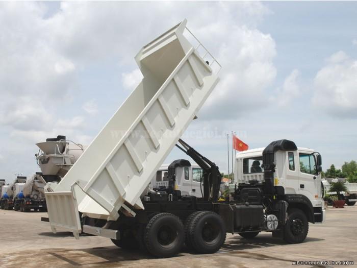 Xe ben tự đổ  HYUNDAI HD270 - 15 tấn