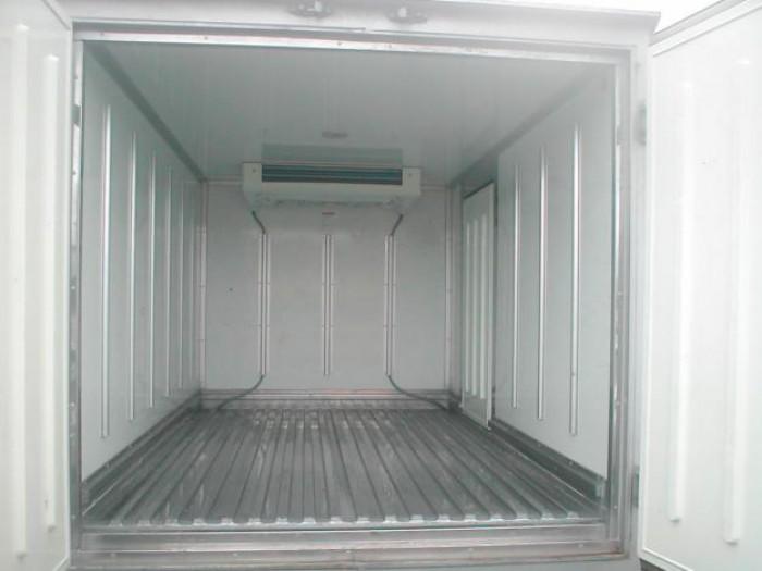 Xe hyundai Porter II nhập khẩu nguyên chiếc đông lạnh thùng 1 tấn 3