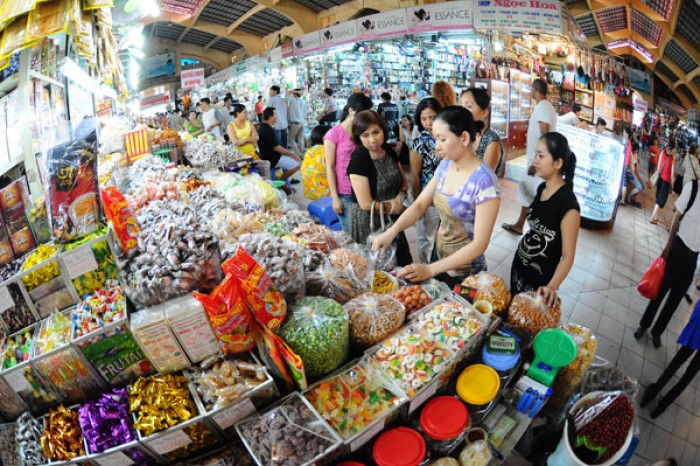 Đất đối diện chợ Tân An, KD buôn bán sầm uất quận Thanh Khê.