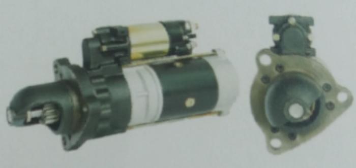 Phụ tùng điện: máy đề máy phát