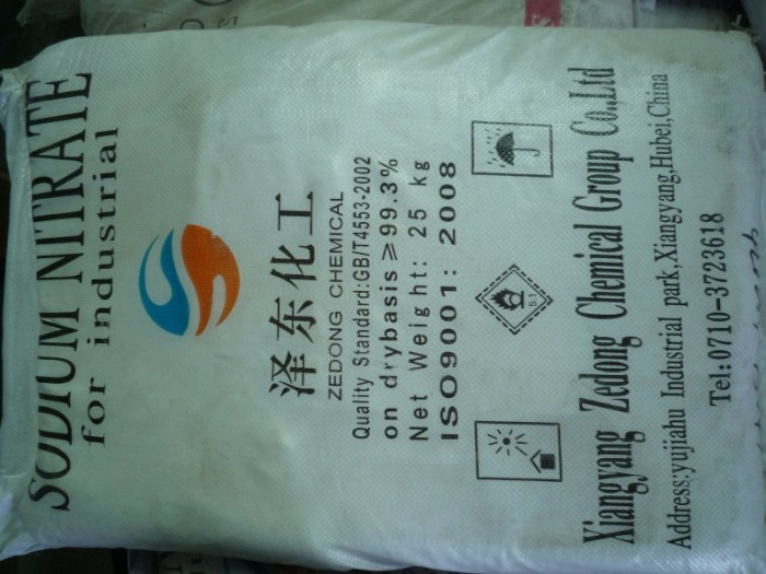 Giá bán: SODIUM NITRATE, Muối diêm, Xíu, chất làm phân bón mới, rẻ