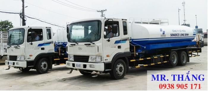 Bán xe Hyundai xitec xăng dầu nước 11 khối, 14 khối, 18 khối, 24 khối nền Hyundai, Auman