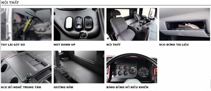 Cần bán Hyundai HD360 mới nhập 100%, tải trọng cao 20 tấn 8. Trả góp lãi suất vay vốn 85% giá trị xe