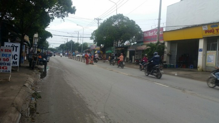 Bán đất mặt tiền đường nhánh Lê Văn Khương - q12 giá 2,09 tỷ (4x18,6m)