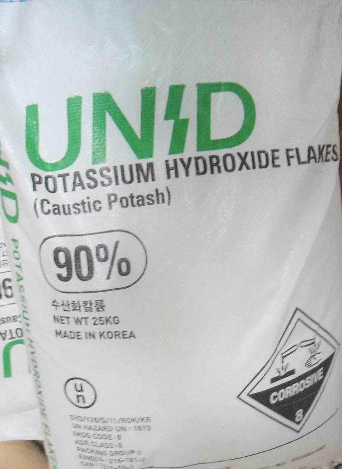 Giá bán và mua: Kali hydroxit , KOH, chất điều chỉnh kiềm, Potassium hydroxit, 90% min