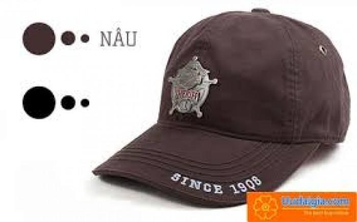 Cơ sở sản xuất nón lưỡi trai đẹp, may mũ nón đẹp quà tặng khách hàng