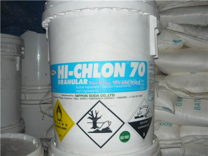 Giá mua và bán: Calcium Hypochloride, chất khử trùng ao hồ, chất khử trùng rau quả...rẻ