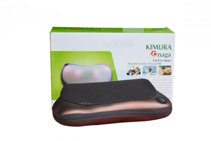 Gối massage cao cấp Kimura KO-03